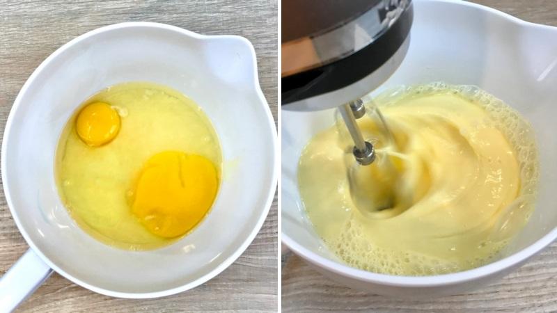 Как приготовить коржи для торта Молочная девочка