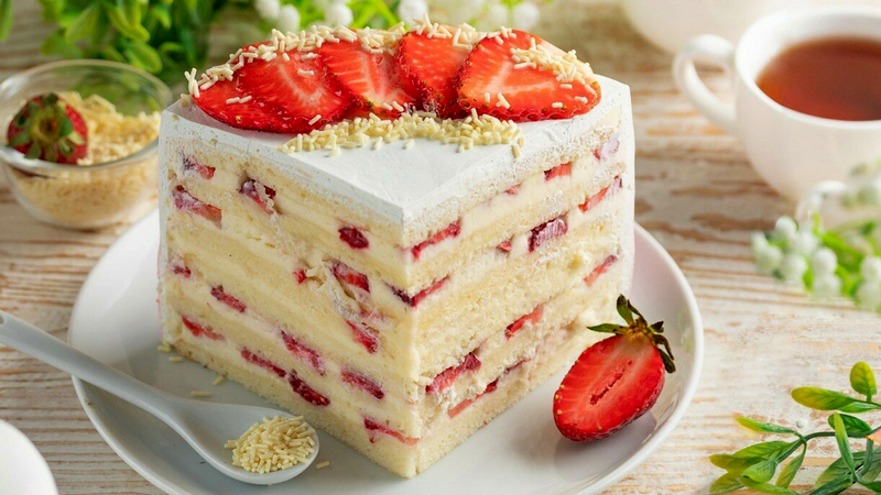Торт Молочная девочка лучшие рецепты