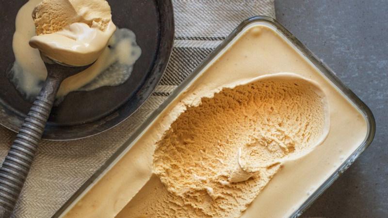Мороженое крем-брюле рецепт в домашних условиях