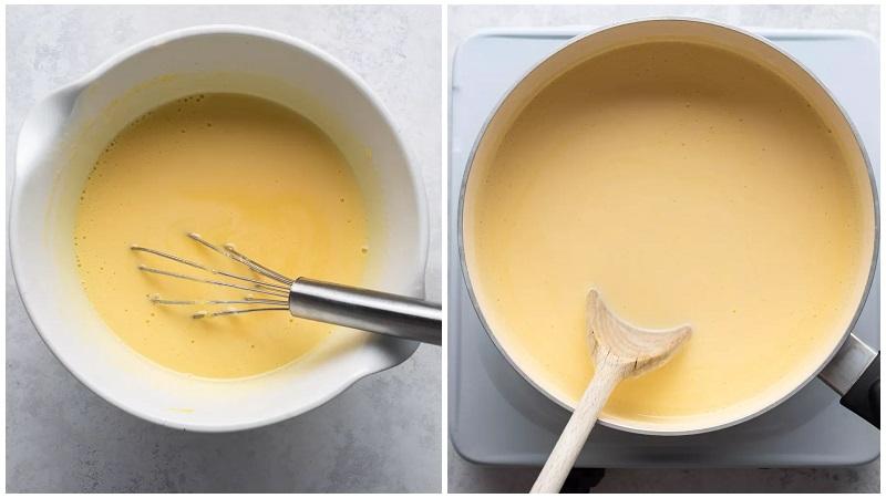 Мороженое Пломбир по ГОСТу СССР в домашних условиях