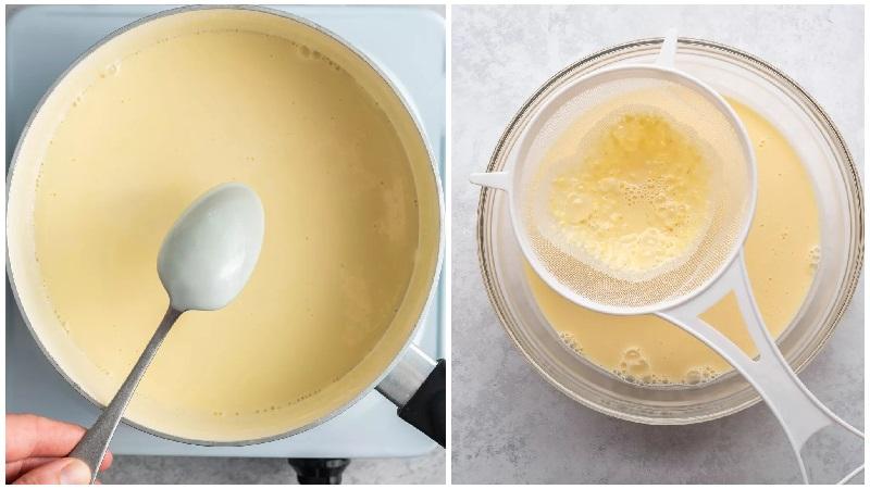 Рецепт мороженого Пломбир по ГОСТу СССР пошагово с фото