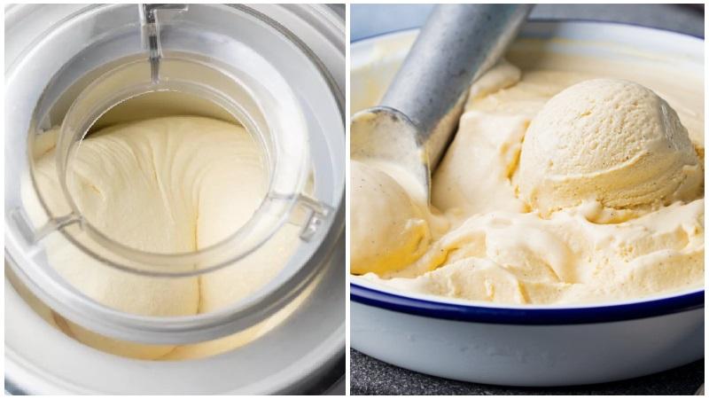 Рецепт вкусного домашнего мороженого для мороженицы