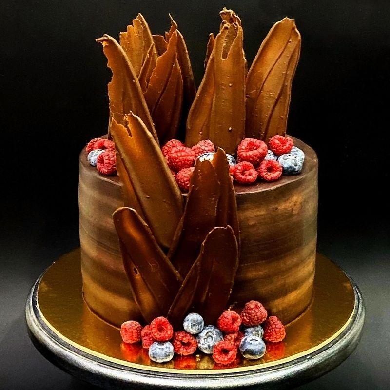 Торт доступный простой для мужа в подарок