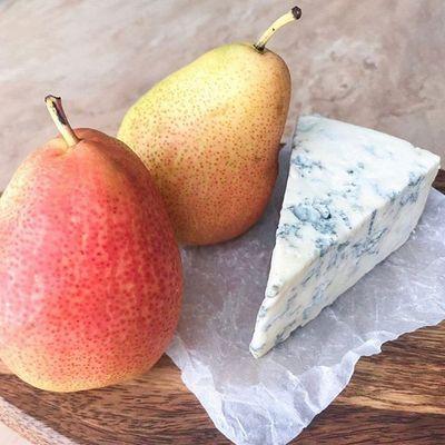 груши и сыр для Пирога с грушей и сыром дор блю