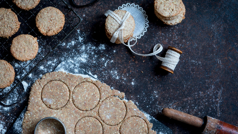 Печенье без глютена и яиц