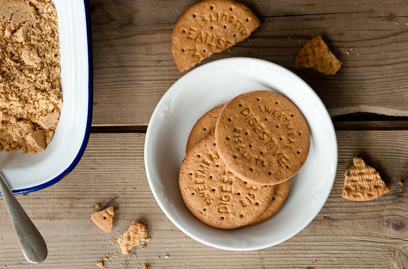 Дижестив печенье отличная основа для чизкейка