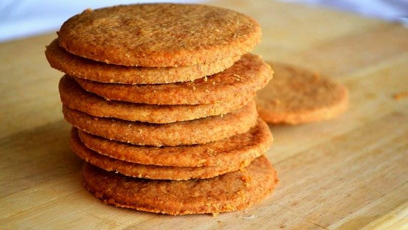 Digestive biscuit - печенье для пищеварения - рецепт настоящий
