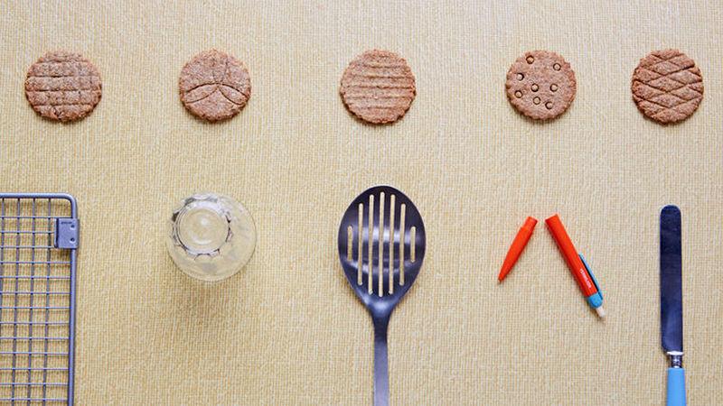 Как украсить овсяное печенье в домашних условиях
