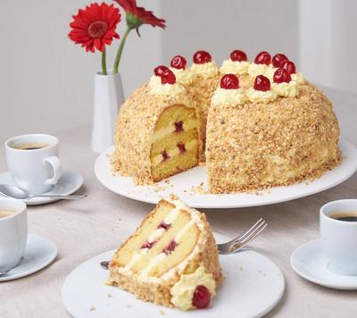 Немецкий торт Франкфуртский венок - рецепт классический