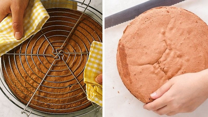 Рецепт торта Захер в домашних условиях
