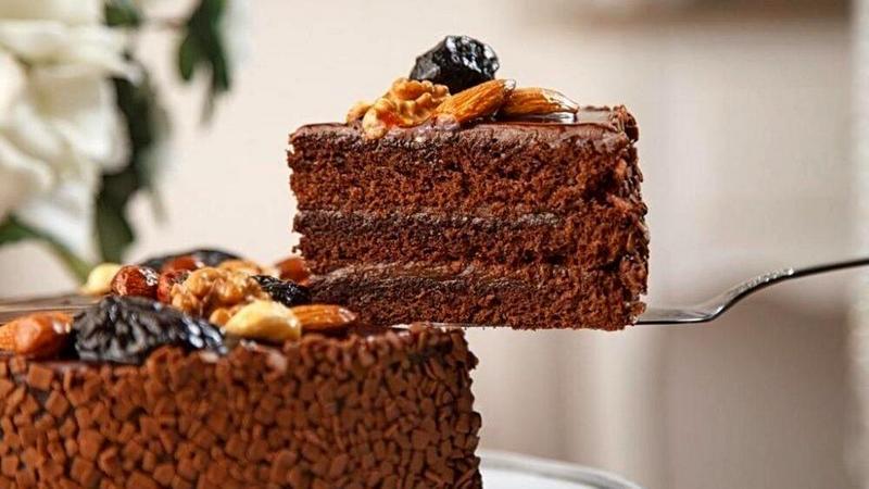 Торт захер с с ганашем рецепт с фото в домашних условиях