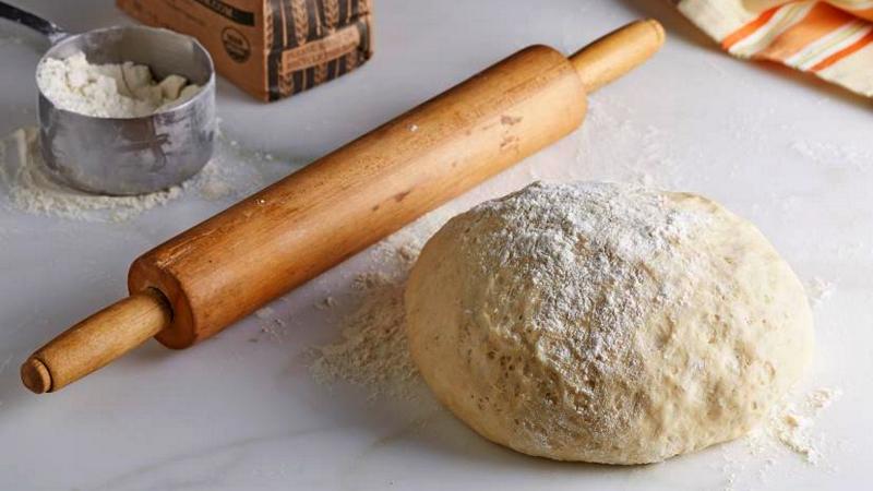 Классическое тесто для хачапури