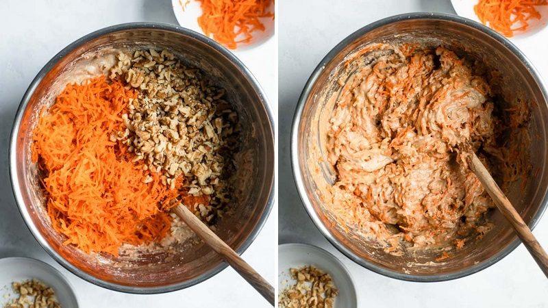 Как сделать морковный бисквит без сахара и яиц