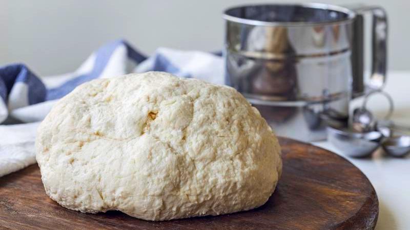 Тесто с творогом для хачапури с сыром