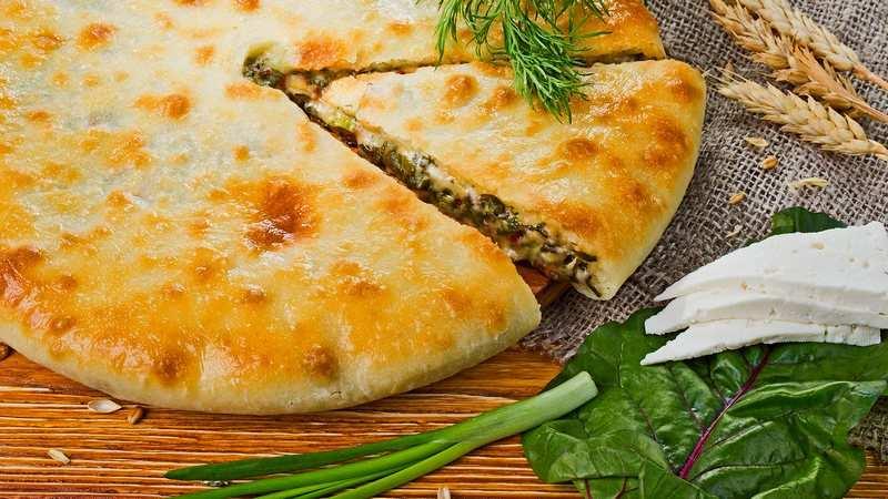 Хачапури по-свански рецепт