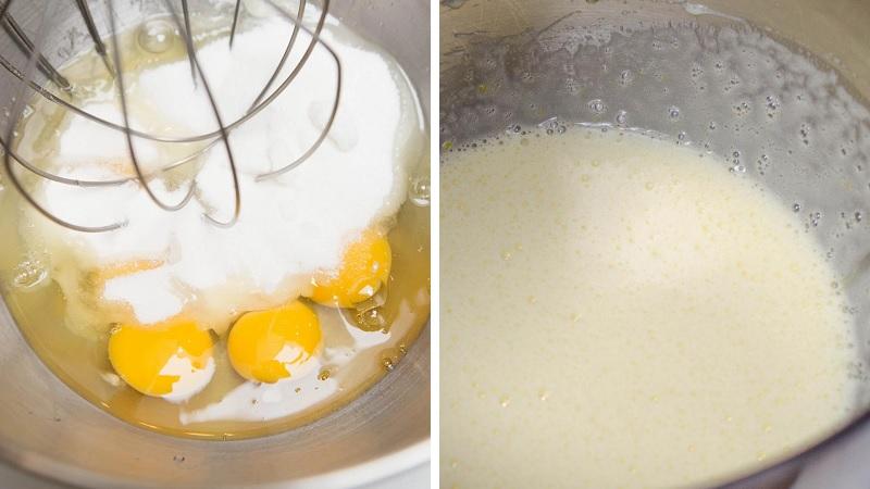 Пирог Зебра на сметане рецепт в домашних условиях
