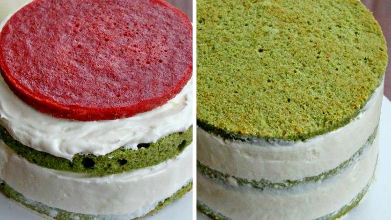 Фисташковый торт с малиной рецепт пошагово в домашних условиях