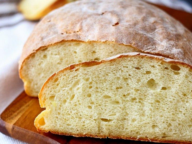 Домашний картофельный хлеб — рецепт в духовке без яиц, молока и масла