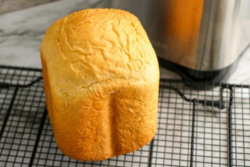 Хлеб с картофелем в хлебопечке