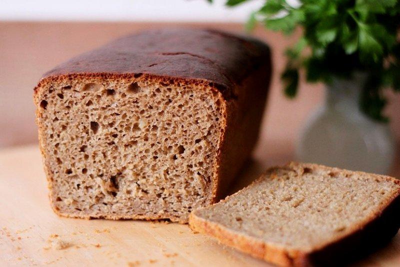 Ржаной хлеб с картофелем на закваске рецепт