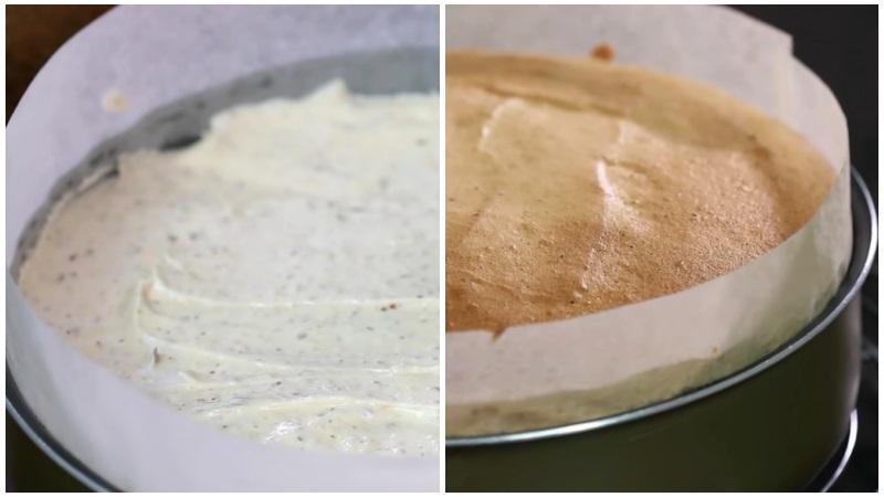 Как испечь бисквит для торта Рафаэлло