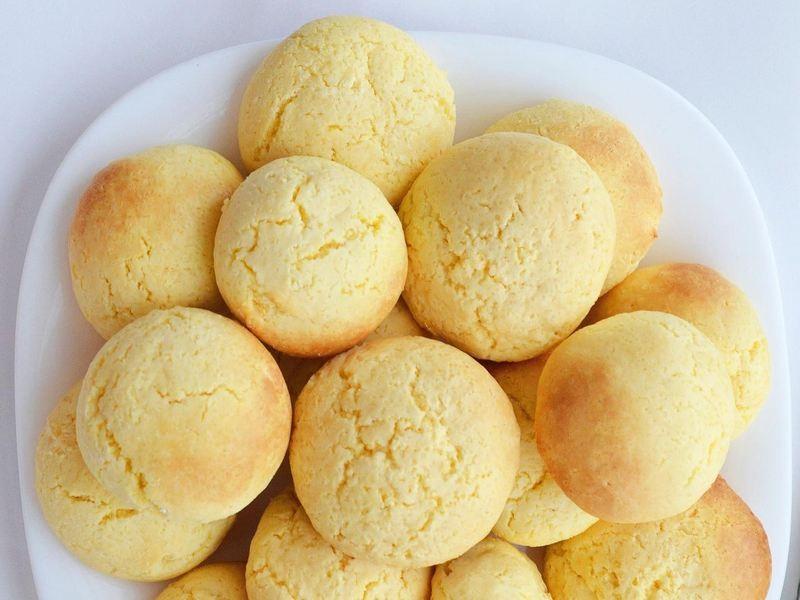 Японское печенье рецепт без муки глютена и масла