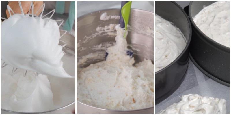 Как сделать меренгу для торта Киевского по ГОСТу