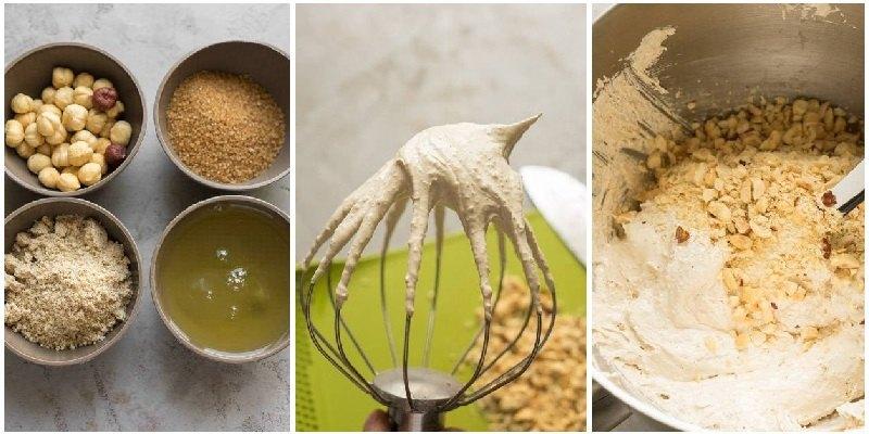 Торт Киевский рецепт от Энди шефа с ореховым кремом