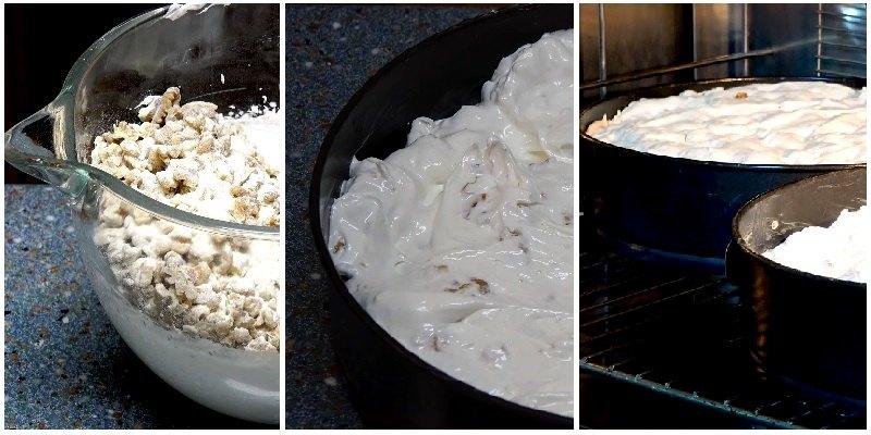 Как приготовить Киевский торт рецепт от Бабушки Эммы