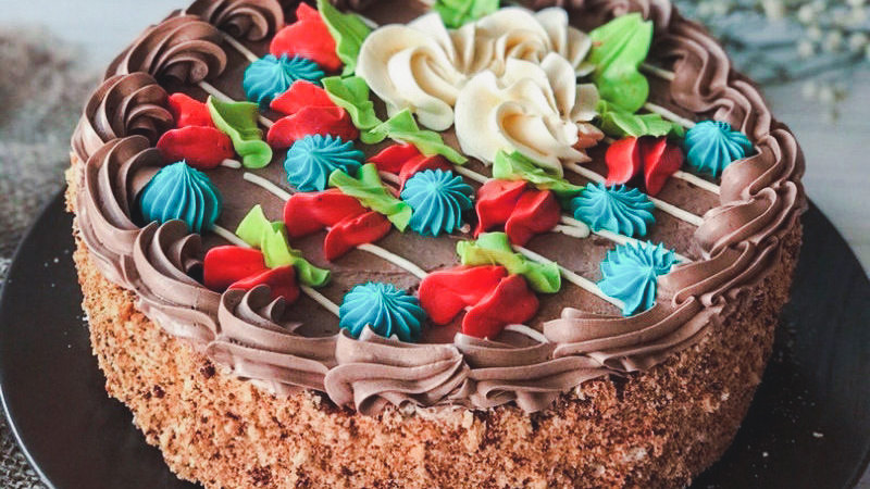 Киевский торт рецепты в домашних условиях пошагово с фото