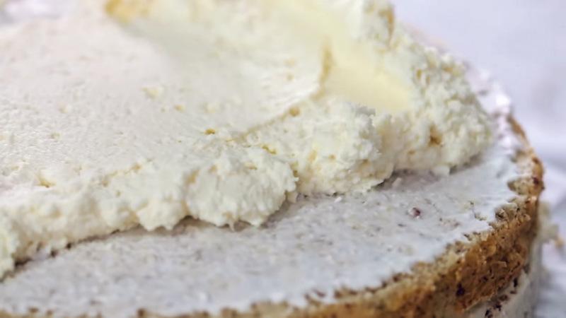 Крем Рафаэлло классический для торта