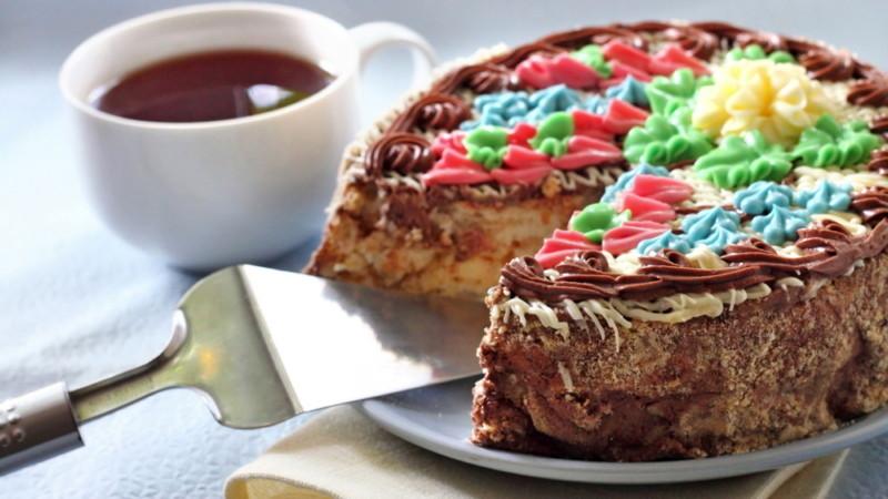 Киевский торт рецепты пошагово с фото настоящий оригинальный