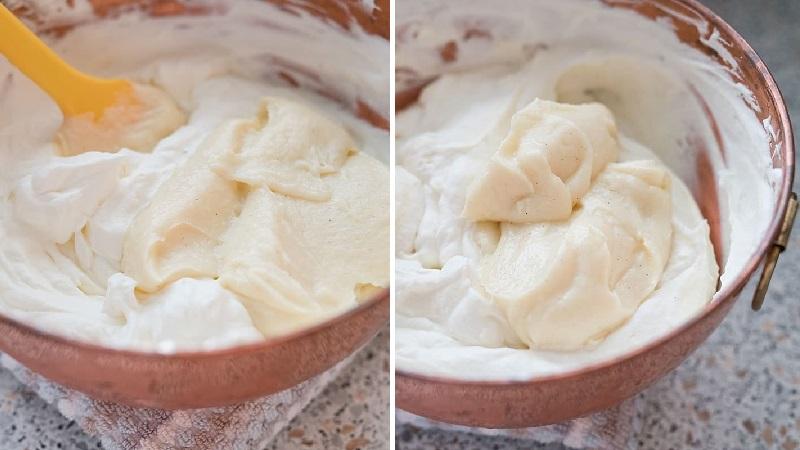Крем Пломбир или Дипломат для торта Наполеон