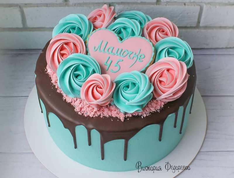 Какой торт выбрать маме на день рождения