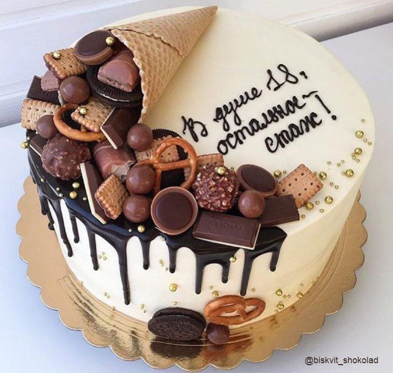Торт на 40 лет маме