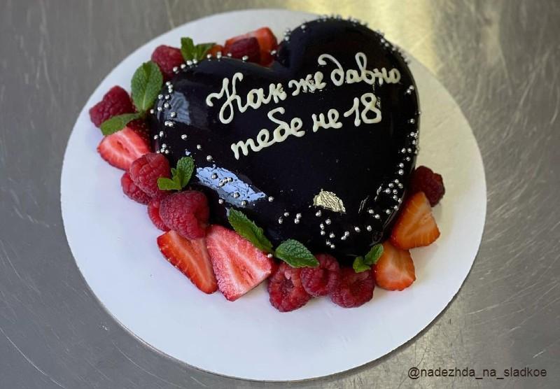 Торт Как же давно тебе не 8 женщине на день рождения
