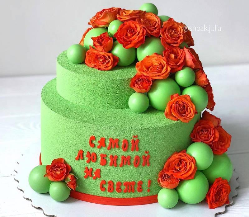 Торт самой любимой на свете