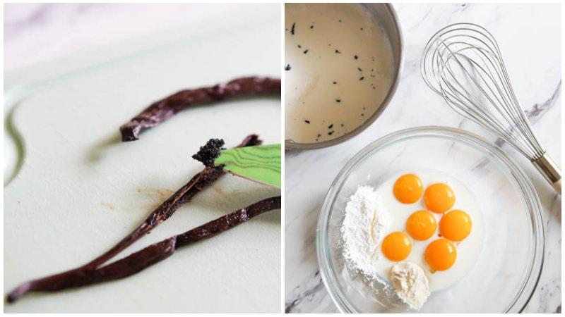 Классический заварной крем для Наполеона рецепт пошагово с фото