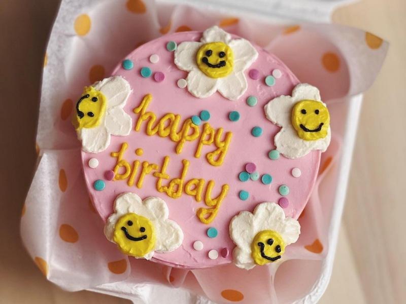 Бенто торт декор на день рождение фото