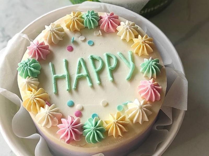 Мини-тортик фото