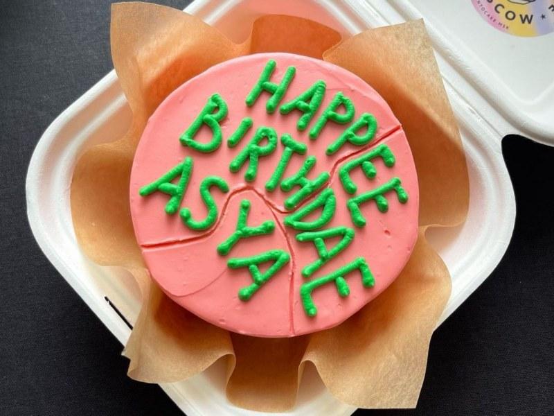 Торт на День рождение в стиле Гарри Потера