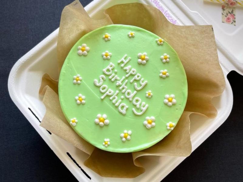 Бенто торт фото на День рождения