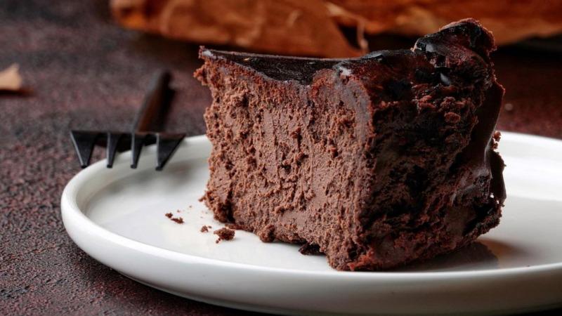 Шоколадный Чизкейк Сан Себастьян рецепт