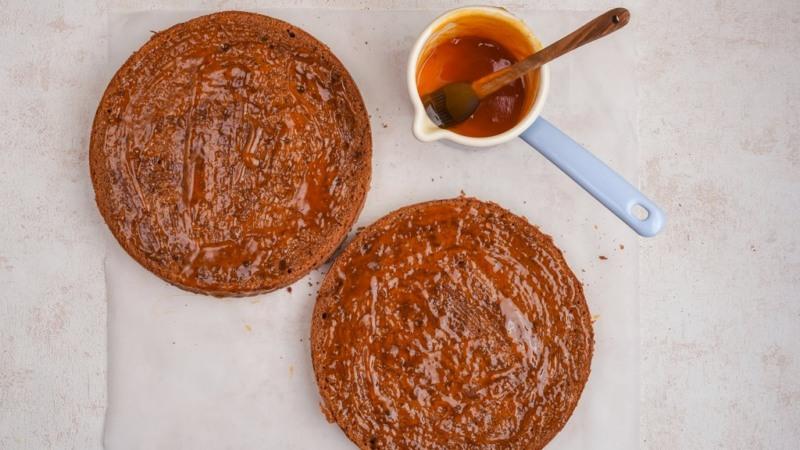 Фруктовая пропитка для бисквитного торта