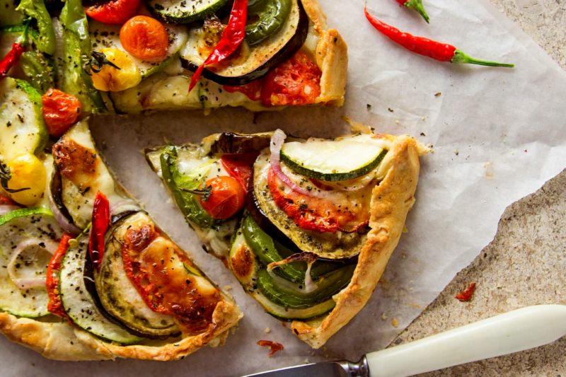 Галета овощная рецепт